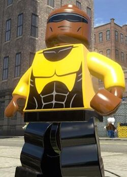 Power Man or Luke Cage