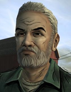 Hershel Game Face