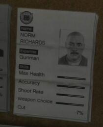 Norm Richards