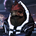Wrex the Party Krogan
