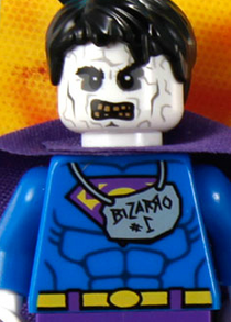 Bizzaro in Lego
