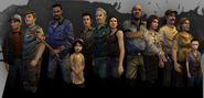 Episode 1 survivors