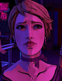 Vivian's Face