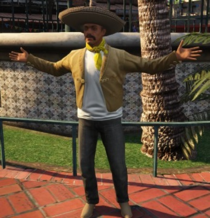 Manny the Mariachi
