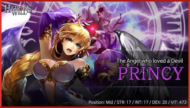 Princy banner