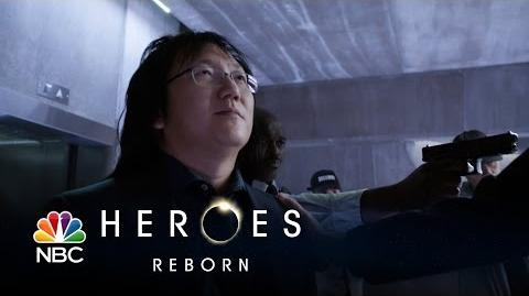 Heroes Reborn - The Master of Time and Space Returns (Episode Highlight)