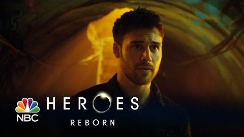 Heroes Reborn - Death of a Superhero (Episode Highlight)