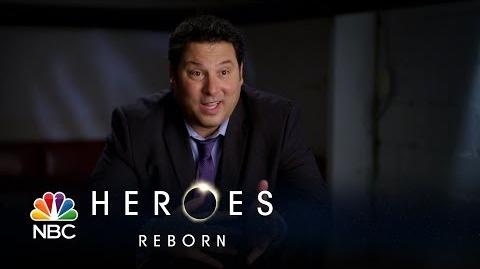 Heroes Reborn - Inside the Eclipse Episode 11 Send in the Clones