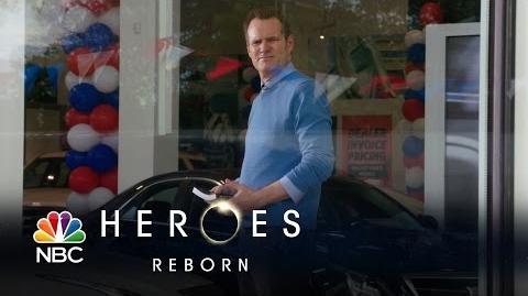 """Heroes Reborn - Dark Matters Chapter Six """"Where the Truth Lies"""" (Digital Exclusive)"""
