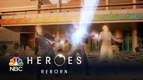Heroes Reborn - The Conduit (Episode Highlight)