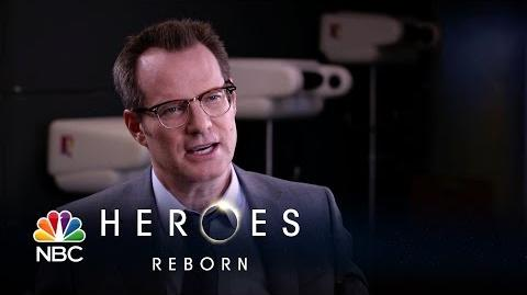 Heroes Reborn - Inside the Eclipse Episode 1 Brave New World