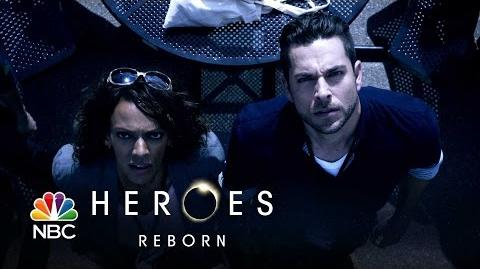 Heroes Reborn - The Odessa Incident (Episode Highlight)