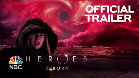 HEROES REBORN Official Trailer