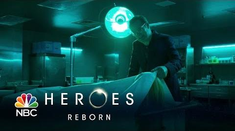 Heroes Reborn - Ahead Saving the Future (Preview)