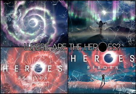 HEROES COLLAGE