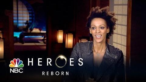 Heroes Reborn - Judi Shekoni (Interview)