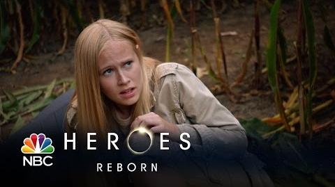 Heroes Reborn - Cornered in a Cornfield (Episode Highlight)