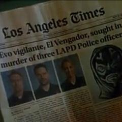 Accused cop killer