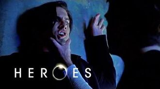 Peter fights Sylar Heroes S01 E19 - .0.7%