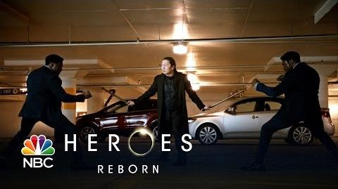 Heroes Reborn - Too Many Butterflies (Episode Highlight)