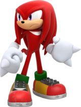 Knuckles the Echidna Sonic Forces