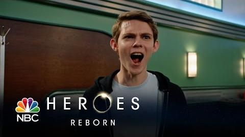 Heroes Reborn - The New Master of Time and Space (Episode Highlight)-0