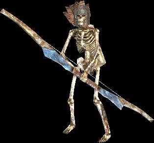 Skeletonlongbow