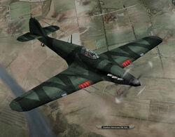 Brit-Hawk Hurr-IIA