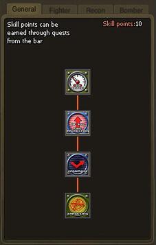 Skill Tree - General