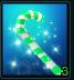 Green Magic Wand