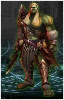 Orc Hero(Male)
