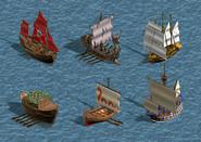 Корабль (HoMM IV)