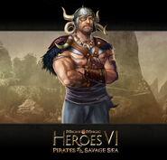 Герои VI - Пираты Дикого моря - Постер
