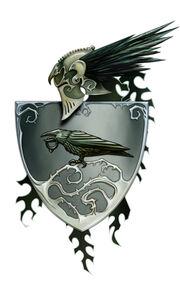 Дом Ворона