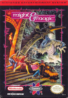 Might and Magic One-NES-обложка