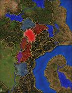 КА - карта во вступлении 6-й миссии