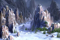 Вантирские горы
