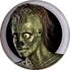 Зомби - иконка - H4