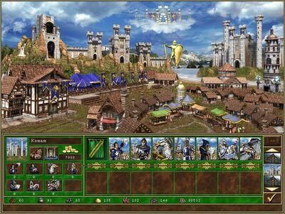 Экран города - H3