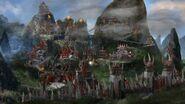 Непокорные Племена - экран города - H6