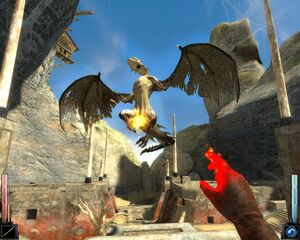 Darkmessiah dragonfire