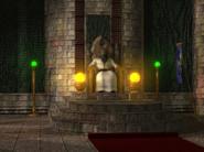 Гэвин на троне
