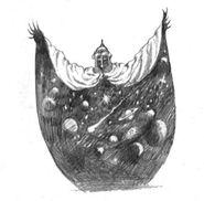 Элементаль Магии (концепт-арт)