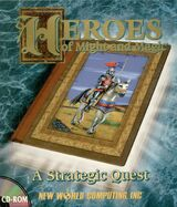 Heroes of Might and Magic (серия игр)