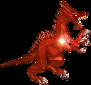 Кристальный дракон - H3 - арт
