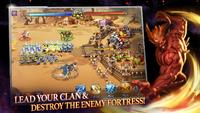 Era of Chaos - экран осады