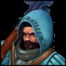 Монах - иконка - H5