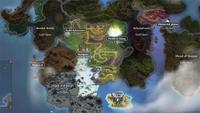 Era of Chaos - карта