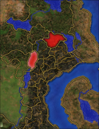 КА - карта во вступлении 1-й и 2-й миссий
