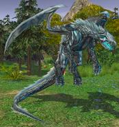 Кристалический дракон (HoMM V)